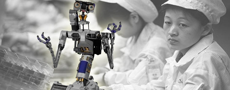 """工业机器人已被推崇为""""中国制造""""对抗用工难、转型升级的必由之路。"""