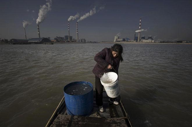 环境污染与癌症尤其相关,发展中国家的环境治理堪忧
