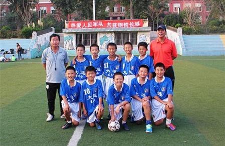 东北路小学为大连乃至中国足球培养了许多人才