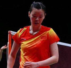 奥运李雪芮没能替国羽守住世锦赛冠军