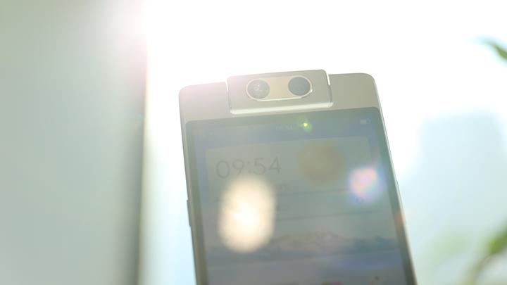 搞机零距离:电动旋转摄像头是何方神圣?