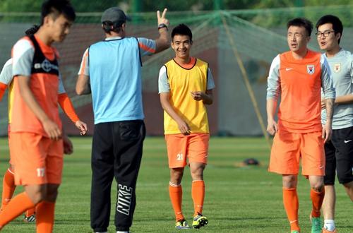 库卡希望把自己的足球理念带入中国足球