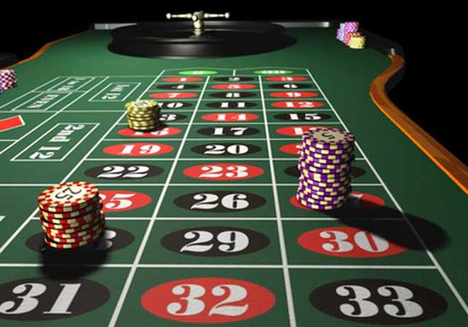 在美国坐牢的贪官许超凡和许国俊曾经通过拉斯维加斯的赌场洗钱