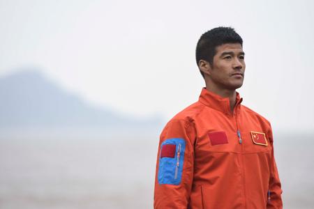 陈盆滨很感谢两个人的帮助,让自己能够参加极限马拉松