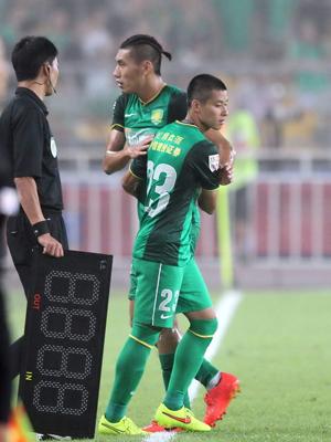 陈志钊和张呈栋均从海外联赛转会国安