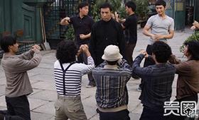 许多人前赴后继加入武术演员的行列
