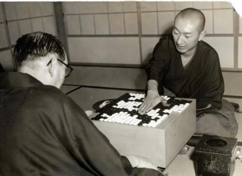 吴清源的棋艺在日本大成