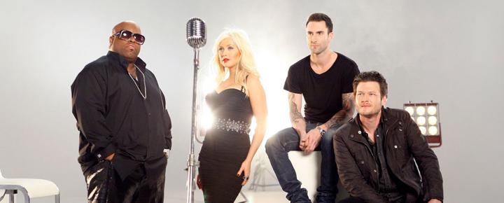 """2011年,""""好声音""""落户美国,立刻击败""""美国偶像"""",成为新的收视冠军。"""