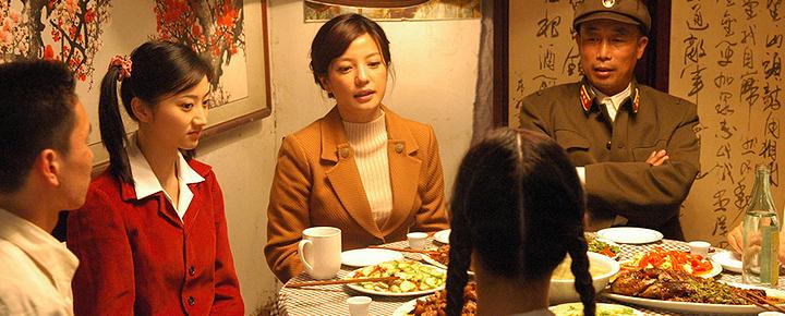 刘烨和赵薇主演的《一个女人的史诗》,改编自同名小说。
