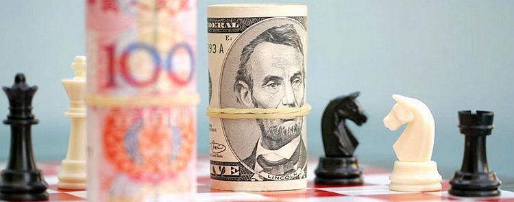 人民币贬值凸显中美经济差距