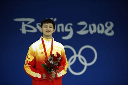 08年奥运前张琳接受丹尼斯特训后夺得银牌