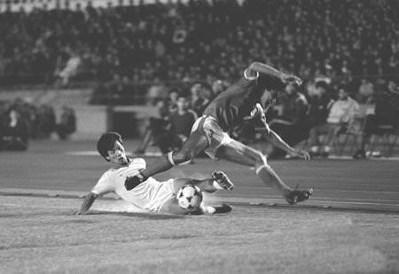 1985年5月19日,中国队惨遭失利,未能进军墨西哥世界杯