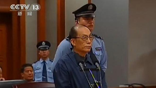 受审中的刘志军