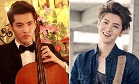 """两人皆以演员身份在中国""""出道"""""""