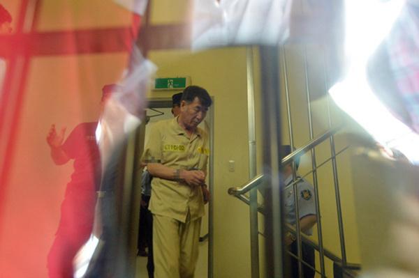 韩国逃跑船长被判36年