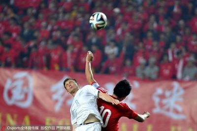 中国红球迷会草创期只有几十个会员
