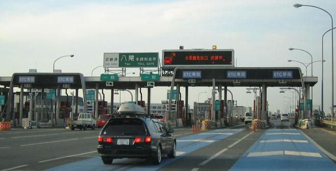 """日本高速公路也是""""借钱修路,收费还钱"""",但是公益品特质明显"""