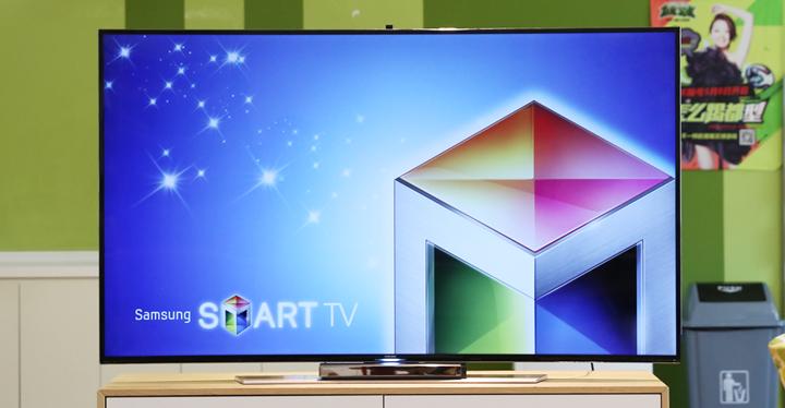 三星 UA65HU9800J 65寸曲面电视