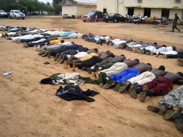 2013年,尼日利亚巴加镇已经发生过一起185人死亡的屠杀事件