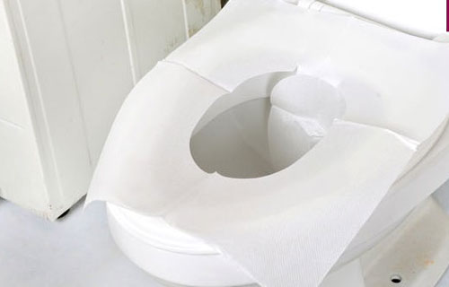 若能利用好马桶纸垫,座式马桶卫生问题并不值得担忧