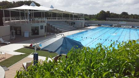 澳大利亚气候宜人,训练设施齐备
