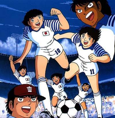 《足球小将》等励志漫画刺激了日本青少年足球的发展