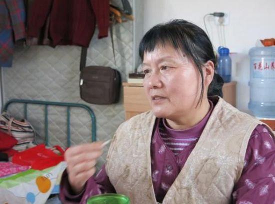 """被称为""""中国第一女侦探""""的张玉芬"""