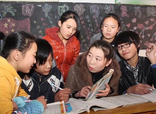 特岗教师成为农村教师的重要来源