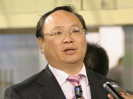 """韩公政长期作为鲁能的主要负责人之一,人送外号""""不倒翁"""""""