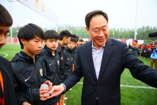 刘宇行事更加灵活,上任后更加重视青训