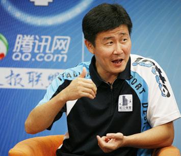 郝海东愿当足协主席为中国足球奋斗一生