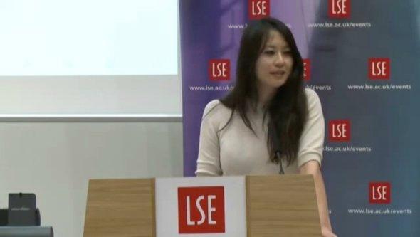 亚投行临时秘书长金立群的女儿金刻羽,现为伦敦政治经济学院最年轻的宏观经济学教授