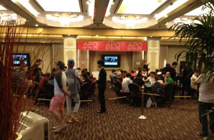 广州一家正规的德州扑克俱乐部――广州博思俱乐部