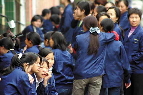 作为全国务工人员输入大省的广东,是率先实行工资集体协商制度的地区