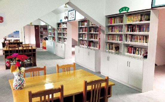 乏人问津的农村书屋