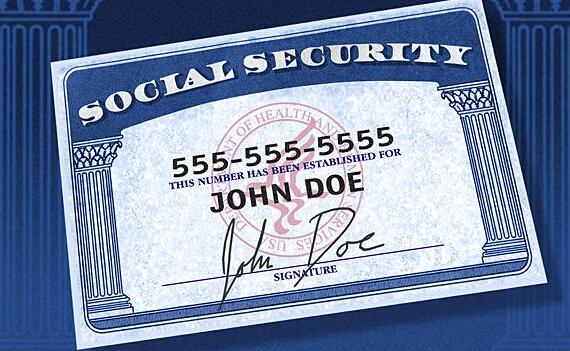 美国人的社会安全号只记录姓名