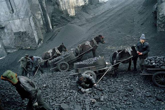长年的劳作压力,让一些煤炭工人通过吸食便宜的新型毒品减压