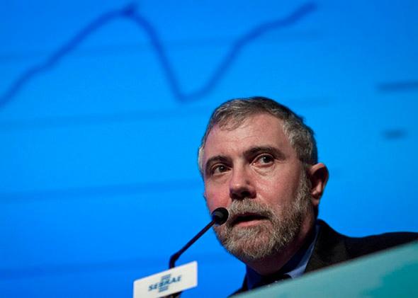 诺贝尔奖获得者克鲁格曼