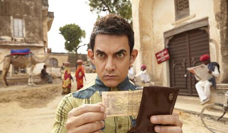 《我的个神啊》对印度各宗教的商业化极尽讽刺之能事