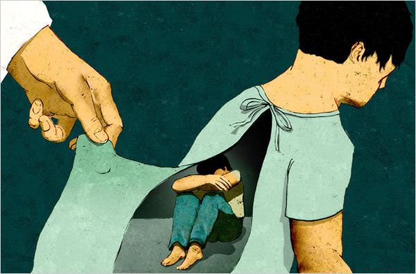 幼年遭受性侵,常常给受害者带来一生的创伤