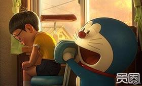 《哆啦A梦》口碑发酵,排片稳中有升