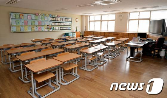 """韩国部分学校已经停课,但是否有""""1400多学生发热""""还未证实"""