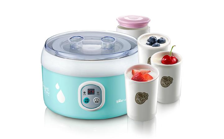小熊酸奶机