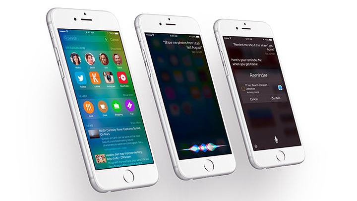 和iOS 9的近距离接触