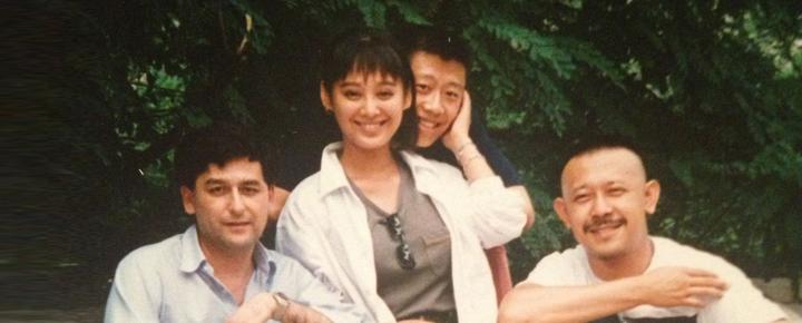 20年前,宁静因为主演《阳光灿烂的日子》一炮而红。