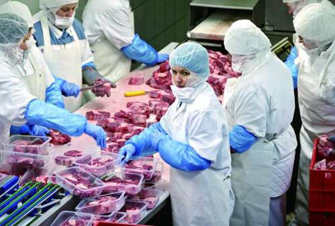 2013年,欧洲马肉风波爆发,终端的监管抽查发现了问题