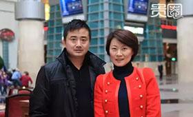 赵海燕、闫光明夫妇在辽大艺术学院做老师
