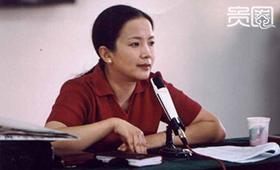 吕丽萍曾经被自己学校的学生告上法庭