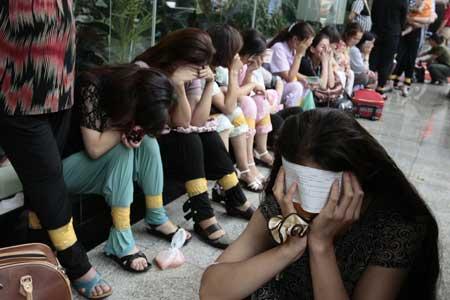 中国女囚数量为何大幅增加?