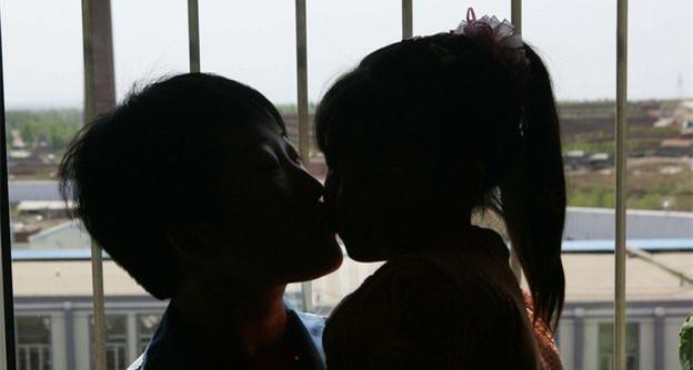 女性服刑人员和子女见面并不容易